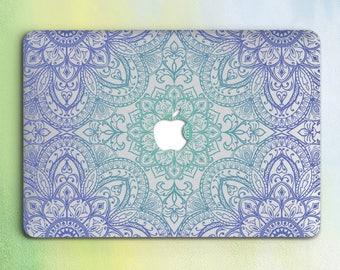 Mandala Macbook 12 Case Macbook Pro Hard Case Macbook Pro Retina 13 Case Macbook Air 13 Hard Case Macbook Air 11 Case Laptop Cover mac  053