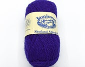Knitting Wool - Destash Yarn - British Yarn - Jamiesons Shetland - Yarn for Sale - Sweater Yarn - Fair Isle Wool - Shetland - Knitting Yarn