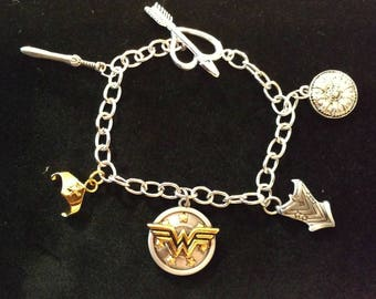 Closeout!! Wonder Woman Related Jewelry