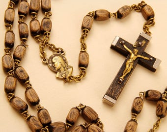 vintage Italian Rosary