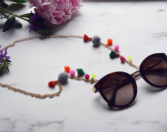 Necklace - eye glasses chain