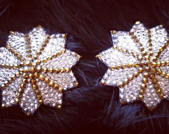 Star burst pasties MADE TO ORDER