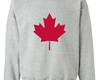 Canada Toronto Maple Leafs Proud Canadian Vancouver Guide Map Flag Gift Unisex Crewneck Sweatshirt