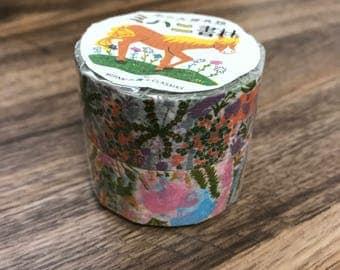 Classiky Mihani Factory washi tape 2rolls set pasturedesign 13102-01