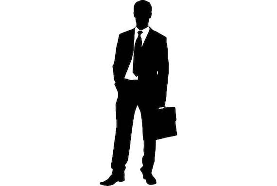 Negocio Hombre #3 Cartera Hombre Traje Corbata Empresa