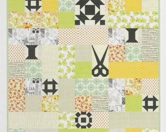 Sewing Patchwork - pattern - Fig Tree Quilts - Joanna Figueroa