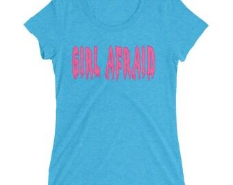The Smiths Girl Afraid women's t-shirt