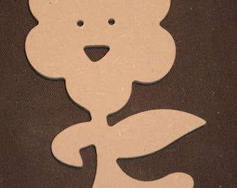 shape medium decorating theme boy flower