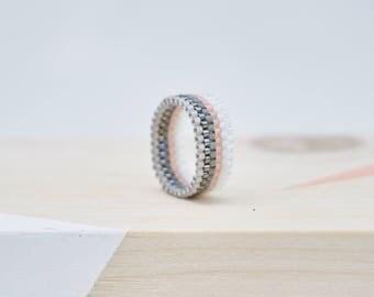 Light stripy   Ring narrow