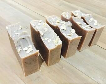 Oatmeal & Honey Soap Bar
