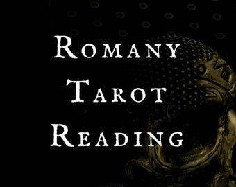 Romany Psychic Tarot Reading