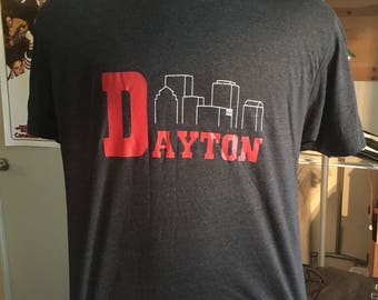 Dayton ohio super soft tshirt