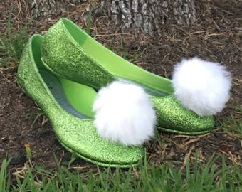Tinker bell Cosplay flats