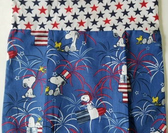 Snoopy 4th of July Handbag
