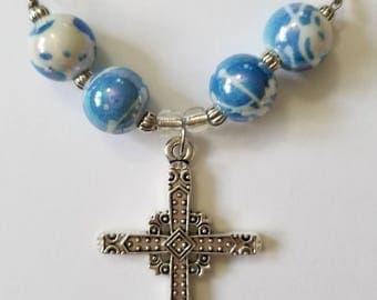 Cross Jewelry Set