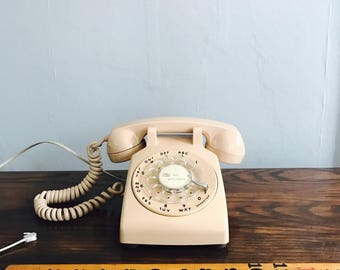 Vintage ITT Desk Phone