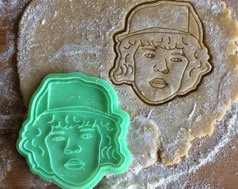 Dustin Henderson cookie cutter.