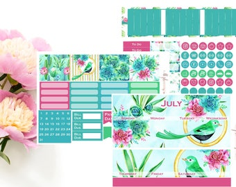 July Monthly Kit For EC Planners