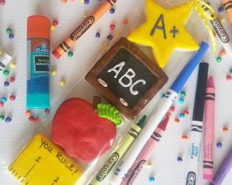 Back To School Mini Cookie Set