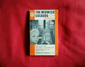 John Wyndham - The Midwich Cuckoos (Penguin Books 1960)