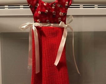 Snowman print Oven Dress