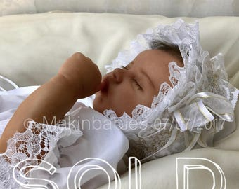 Reborn Baby Girl Indie by L.L.Eagles Ltd Edition