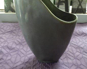 Danish Modern Pewter Vase - Anna Everlund