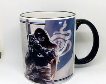 Custom Made Destiny 2 The Hunter Coffee Mug 15oz and 11oz Personalized