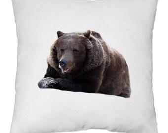 Cover cushion 40 x 40 cm - bear - Yonacrea