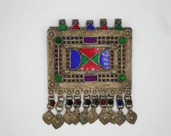 Large Kuchi Pendant