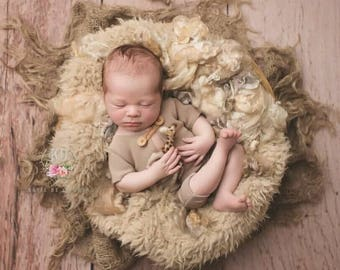Newborn Photo Prop, Baby Boy Outfit, Newborn Overall, Overall, Newborn Romper, Baby Picture Prop, Newborn Props, Newborn Prop