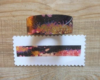 Washi tape 1.5 cm 10 m in vintage style