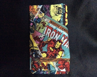 Comic Book Pocket Square, Marvel Pocket Square, iron man pocket square, hulk, superhero pocket square, spiderman, suit and tie accessories