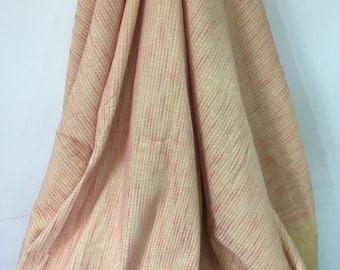 Natural khadi Bedspread, Cotton Bedspread, Indian Cotton bedspread, 100% Pure Cotton Bedspread, Cotton Bedsheet, Flat bedsheet, Bedding