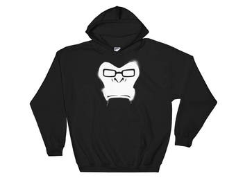 Winston Overwatch inspired Hooded Sweatshirt