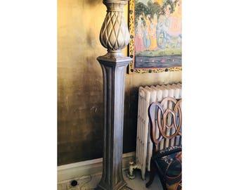 6 feet neo classical floor lamp