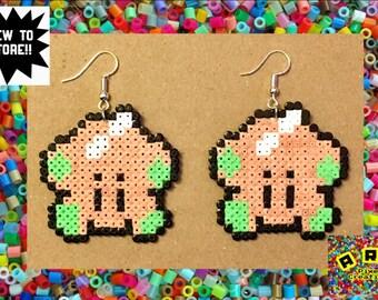 Bubble Bobble Hullaballon Hama Earrings