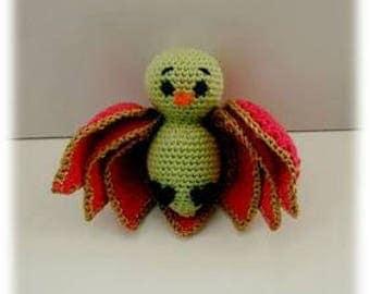 The little bird crochet lotus tutorial PDF