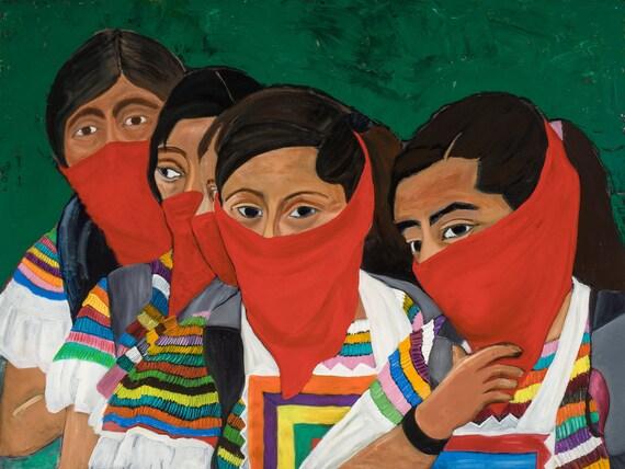 Six Zapatistas-Digital Download