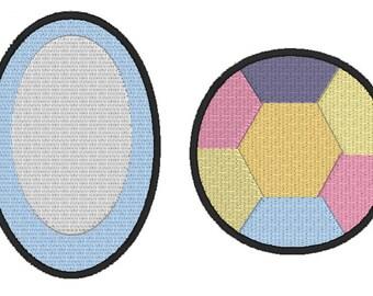 Opal Patch, Steven Universe Patch, Steven Universe Opal Patch, Crystal Gem Patch, Steven Universe Pin, Iron On Opal Patch