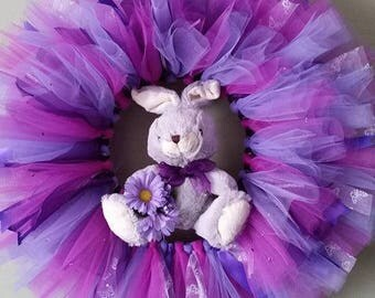 Beautiful Bunny Indoor Wreath