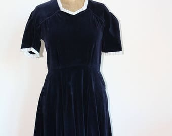 Dress from 1940