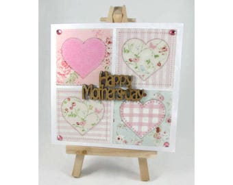 Mothers day card, Happy Mothers Day, card for mum, card for mom