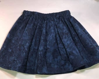 Night sky skirt .