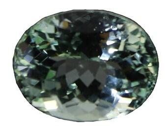 Green Kunzite 10.94ct