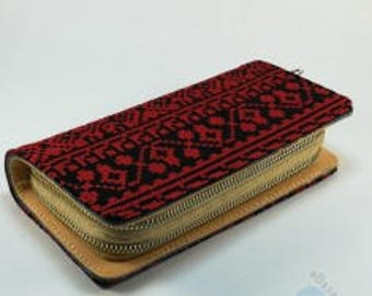Red Lady Wallet