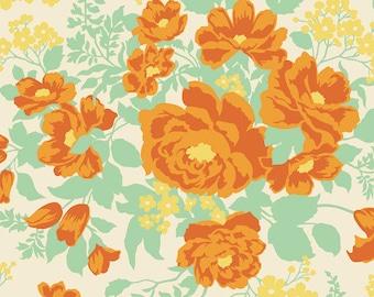 joel dewberry patchwork fabric 100% cotton