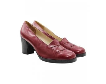 Red Heeled Shoes