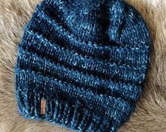Ida Beanie | blue