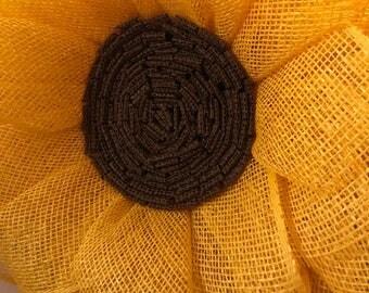 Sunflower, Flower wreath, wreaths for front door, sunflower wreath, custom door wreath, spring wreath, best door wreath, door wreaths, decor